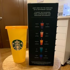 Starbucks Color Changing Cup 2020